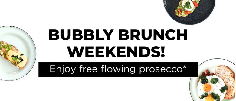Bubbly Brunch Weekends