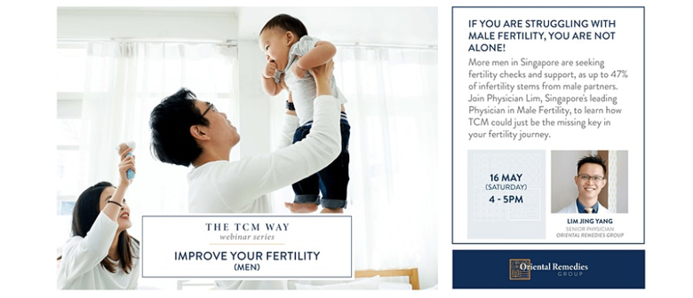 Improve Your Fertility in Men The TCM Way