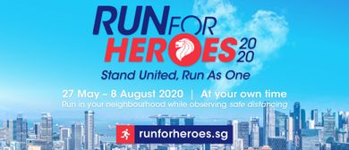 Run for Heroes 2020