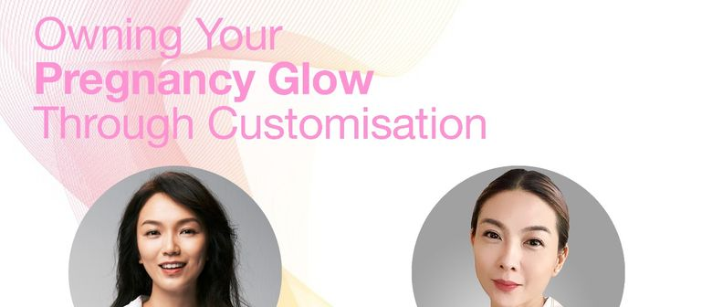 Owning Your Pregnancy Glow Through Customisation
