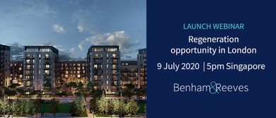 Launch Webinar: Regeneration Opportunity In London