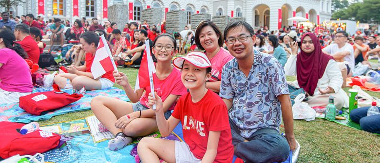 National Day Celebrations with the National Museum