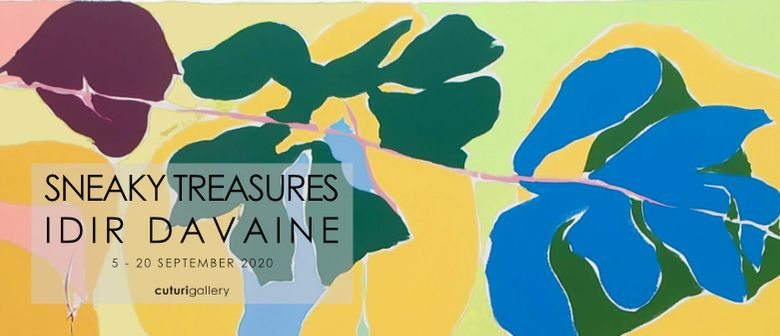 Idir Davaine: Sneaky Treasures by Cuturi Gallery