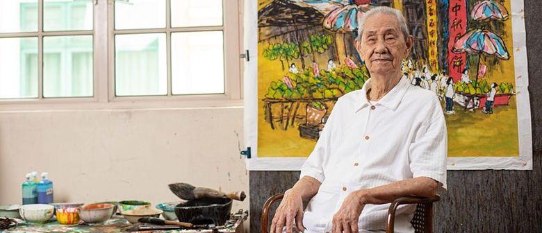 A Century of Memories by Lim Tze Peng