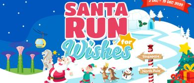 Santa Run for Wishes 2020