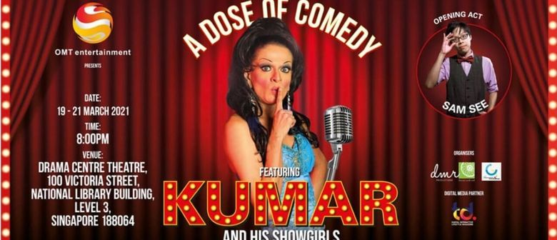 A Dose of Comedy Featuring Kumar