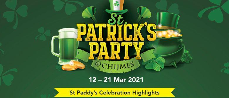 Celebrate Saint Patrick's Day at CHIJMES this 2021