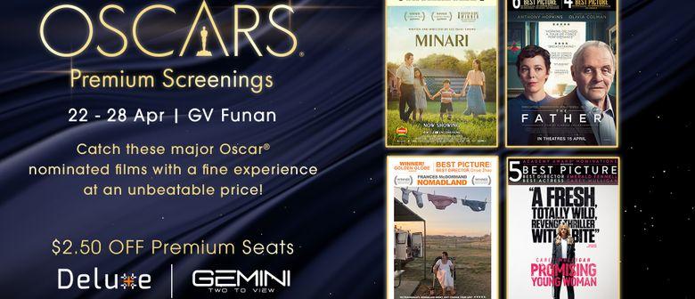 Oscars® Premium Screenings