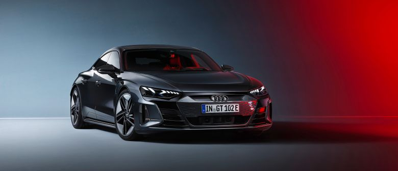 Online Premiere of the All-New Audi e-tron GT