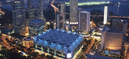 Suntec Convention & Exhibition Centre