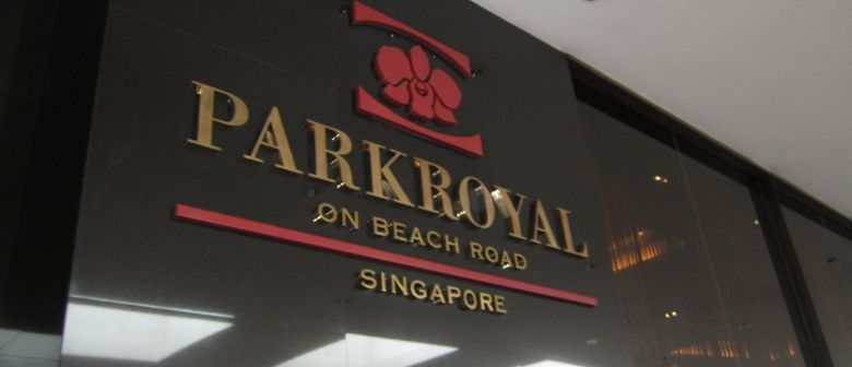The ParkRoyal on Beach Road